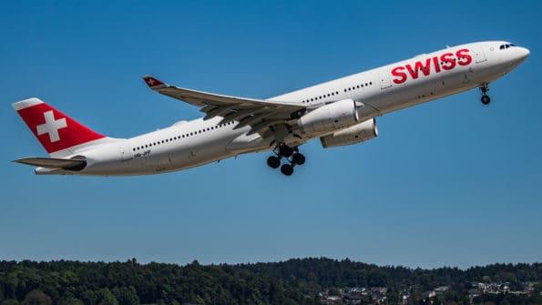 HB-JHF - A330 - Swiss