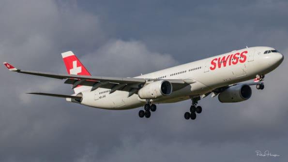 HB-JHG - A330 - Swiss