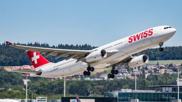 HB-JHH - A330 - Swiss
