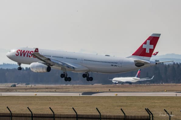 HB-JHJ - A330 - Swiss
