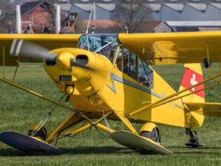 HB-PPJ - Piper Super Cub
