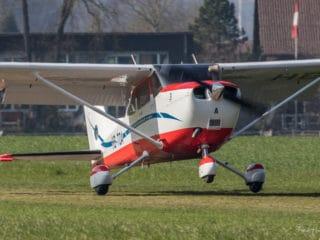 HB-TDA - Cessna Skyhawk - FGZO