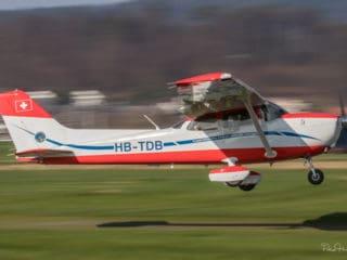 HB-TDB - Cessna Skyhawk