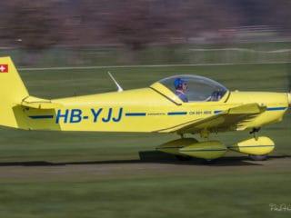HB-YJJ - Zenithair Zodiac