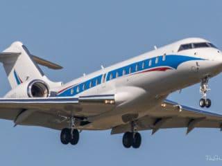 LX-NAD - Bombardier Global 6000