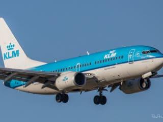PH-BGR - B737 - KLM