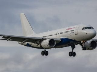 9H-AEJ - A319 - Air Malta