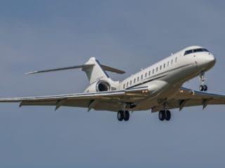 9H-GFI - Bombardier Global 5000