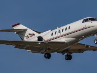 CS-DRN - Raytheon Hawker 800