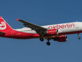 D-ABFG - A320 - AirBerlin