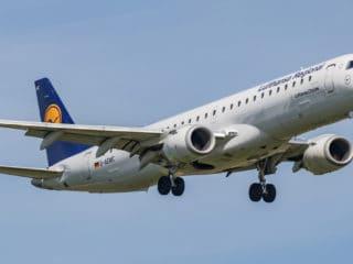 D-AEMC - ERJ-195 - Lufthansa
