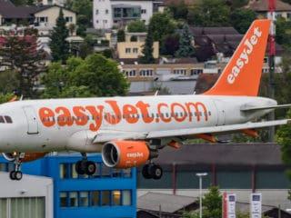 G-EZDB - A319 - EasyJet