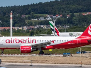 HB-IOP - A320 - Air Berlin