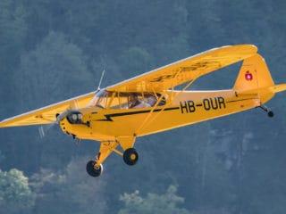 HB-OUR - Piper J3C Cub