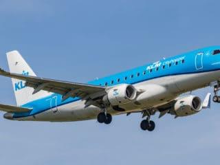 PH-EXJ - ERJ-175 - KLM
