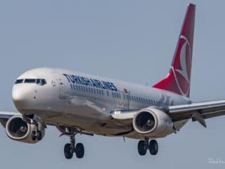 TC-JZH - B737 - Turkish Airlines