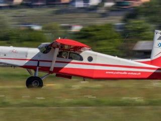 V-622 - PC-6 Turbo Porter - Swiss Air Force