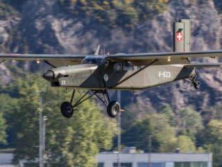 V-623 - PC-6 Turbo Porter - Swiss Air Force