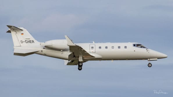 D-CHER - Learjet 60 - Comfort Air