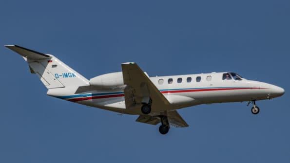 D-IMGW - Cessna Citation