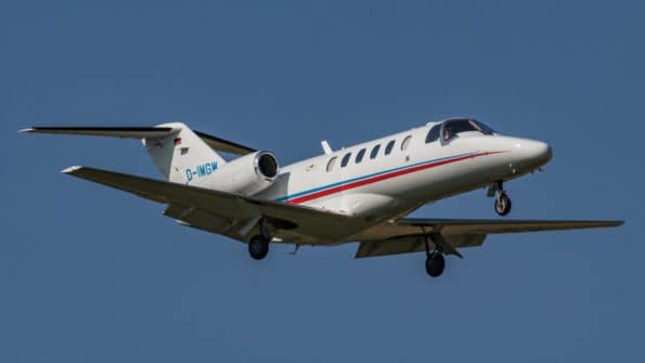 D-IMGW - Cessna Citation