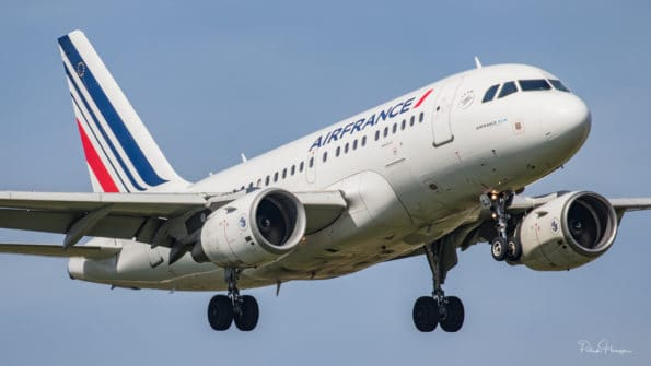 F-GUGJ - A318 - Air France