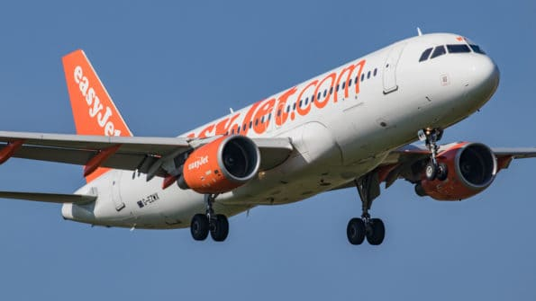 G-EZWX - A320 - EasyJet