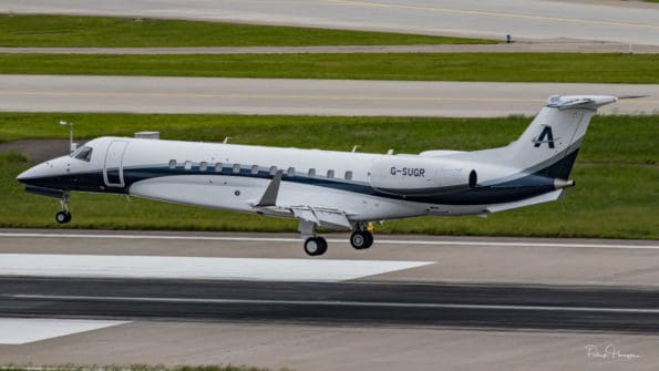 G-SUGR - Embraer Legacy 650