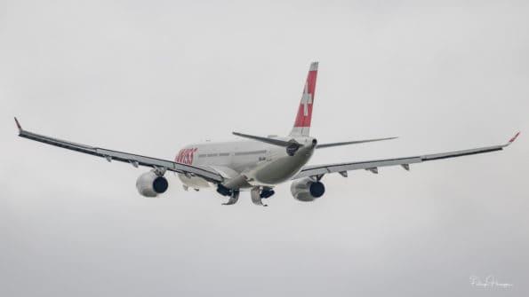 HB-JHN - A330 - Swiss