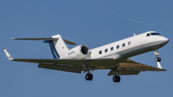 M-DKVL - Gulfstream 450
