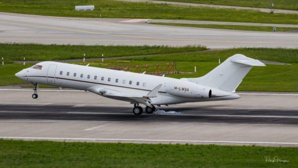 M-LWSA - Bombardier BD-700