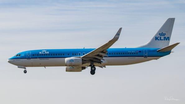PH-BXL - B737 - KLM