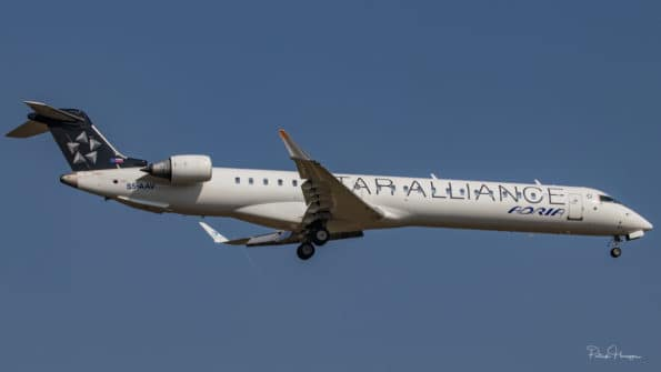 S5-AAV - CRJ-900LR - Adria