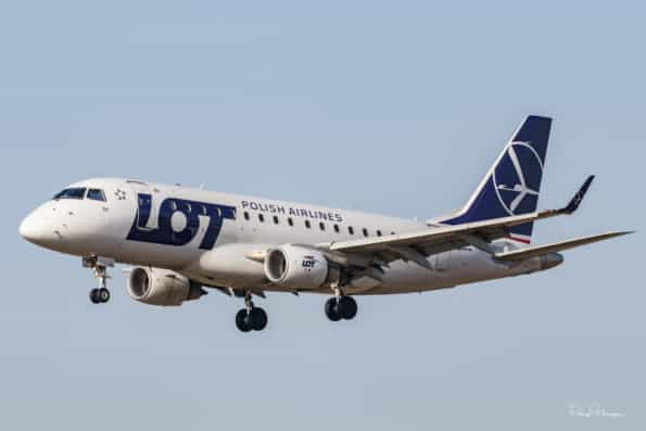 SD-LDH - ERJ-170 - LOT