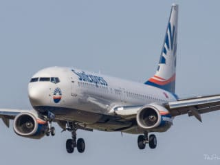 TC-SEO - B737 - SunExpress