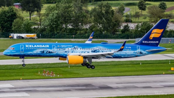 TF-FIR - B757 - Icelandair