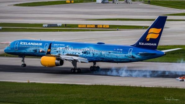 TF-FIR - B757 - Icelandair