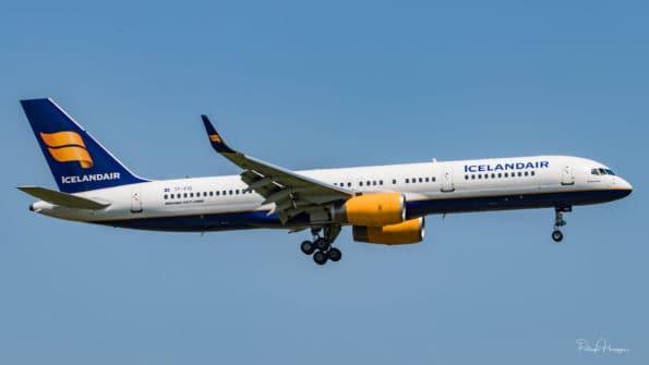 TF-FIS - B757 - Icelandair