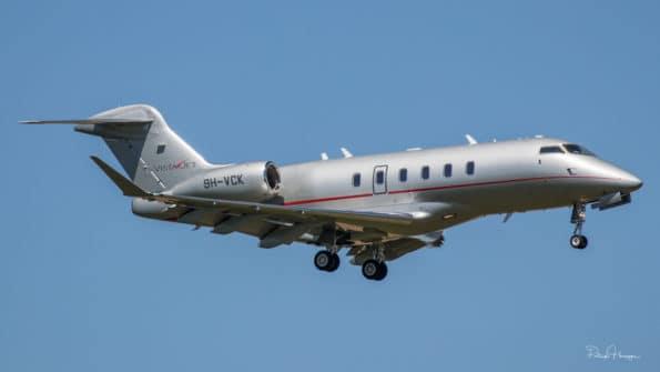 9H-VCK - Challenger 300 - Vistajet