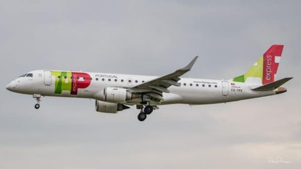 CS-TPV - ERJ-190LR - TAP