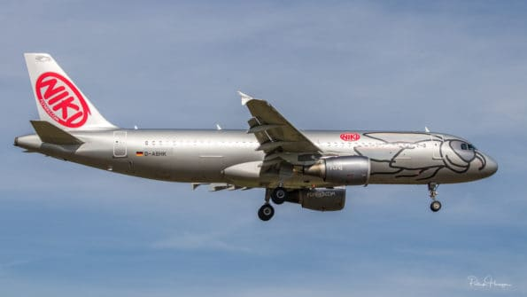 D-ABHK - A320 - AirBerlin
