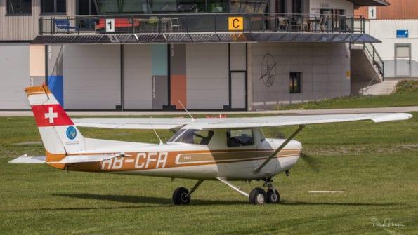 HB-CFA - Cessna 152 - FGZO