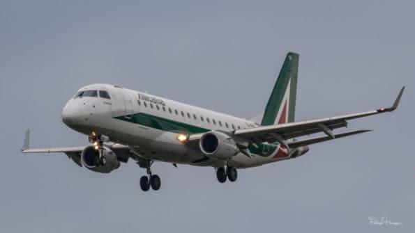 EI-RDI - Embraer ERJ175 - Alitalia