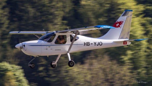 HB-YHO - Glasstar GS-1