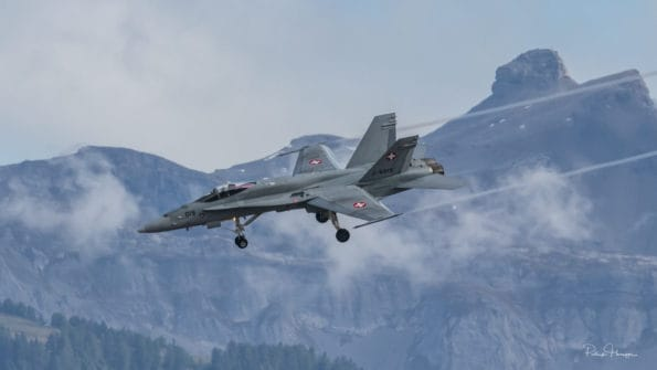 J-5019 - F/A-18 Hornet - Swiss Air Force