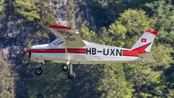 HB-UXN - Bo208