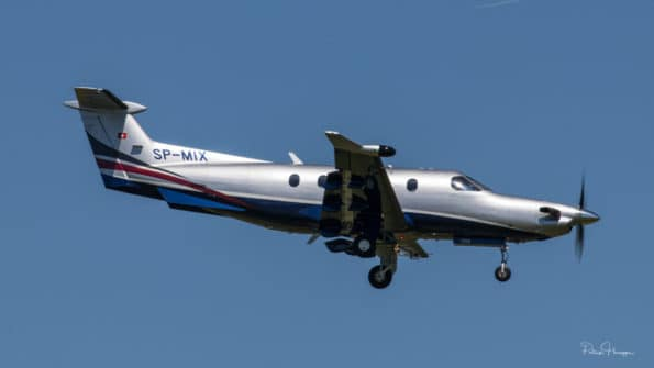SP-MIX - Pilatus PC-12