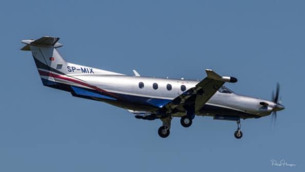 SP-MIX - Pilatus PC-12
