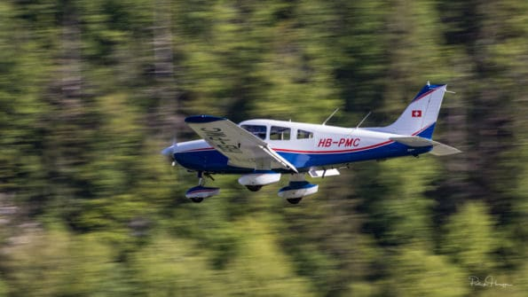 HB-PMC - Piper Warrior II