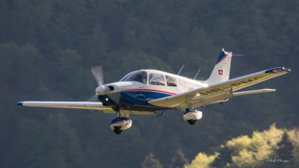 HB-PMC - Piper Warrior II